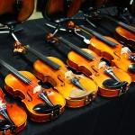 brand new violins
